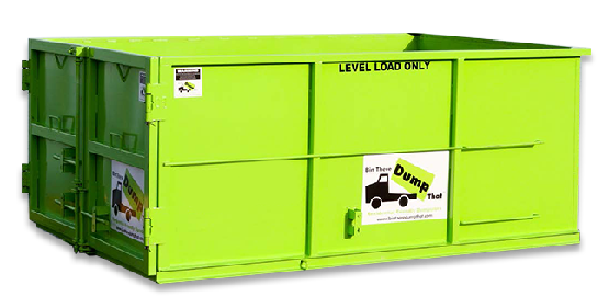 Your 5-Star, Same-Day, Residential Friendly Dumpster Rentals for Tampa